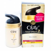 Olay Total Effect daycream spf 15 50g