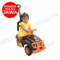 Free Ongkir Se-Jawa Ocean Toy Yotta Ride On Energy Monster Mainan Anak - OE168