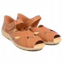 Dr.Kevin Women Sandals 43224 Camel