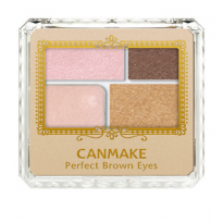 Canmake Perfect Brown Eyes 04