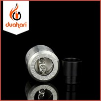 GOON Styled RDA 22 mm Rebuildable Dripping Atomizer Vaporizer - SILVER