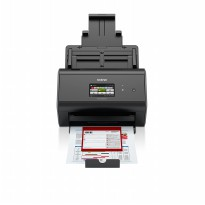 Brother ADS-2800W Dekstop Scanner  Network and 2-sided Scan - Mesin Scanner with WiFi