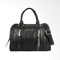 Elle 40841-02 Hand Bag - Black