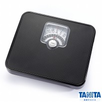TANITA Timbangan Badan Analog Basic Black HA 552