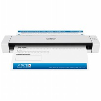 Brother DS-620 Mobile Document Scanner - Portable Mesin Scan Putih