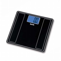 TANITA Timbangan Berat Badan Digital Bathroom Scale Metalic Black HD-382