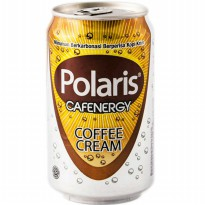Polaris Soft Drink Cafenergy Coffee Cream 330 ml