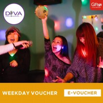 Diva karaoke - Citra Garden 2 Jam Medium Room+1 French Fries (Weekday)