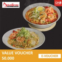 Singapore street kitchen Value 50.000