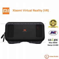 PREMIUM Xiaomi VR Mi Play 3D Virtual Reality Headset Glasses - Hitam