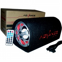 Advance Speaker T-101 Plus Karaoke Plus FM