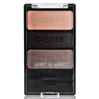 Wet n Wild Color Icon Collection Eyeshadow Trio Silent Treatment