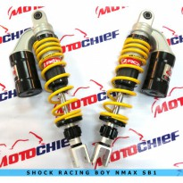 Shock Racing Boy Nmax SB1 Yellow
