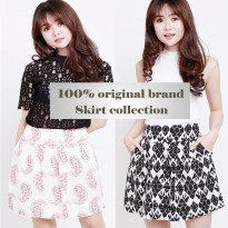 LFT Women Print Skirt