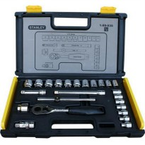 STANLEY 89-035-1-23 SOCKET SET 3/8