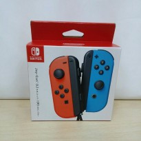 Nintendo Switch Joy-Con Left And Right - Neon Blue / Red