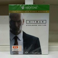 Xbox One Hitman: The Complete First Season Steelbook Edition