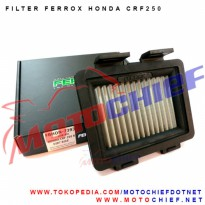 Filter Udara Ferrox CRF 250 Dirt Bike