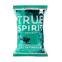 TRUE SPIRIT Salt & Vinegar [120 g]
