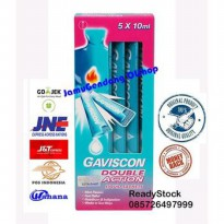Gaviscon Double Action || Obat Maag || Box Sachet isi 5 @10ml