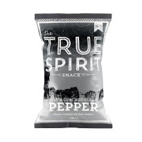 TRUE SPIRIT Salt and Cracked Black Pepper [120 g]