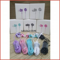 Handsfree Earphone Xiaomi Piston Fresh Edition Original Headset Mi ORI