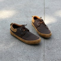 Sepatu Pria Casual Loafers Joey Gale Brown original || Ready 39-43