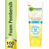 Garnier Light Complete Super Foam White Speed 100 ml