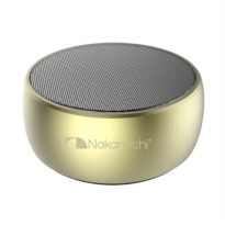 Nakamichi My Meiryo Speaker Wireless Portabel Gold