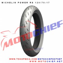 Ban Michelin Power Rs 120/70 - 17