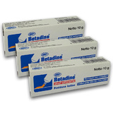 Betadine Salep 10 gr (3 Tube)