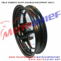 Velg Chemco N250Fi Double Disc (Front Only)