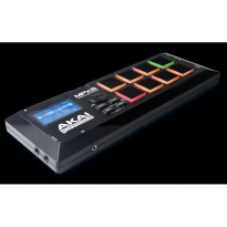 Akai MPX8 - SD Sample Pad Controller with Sound Library and Sample