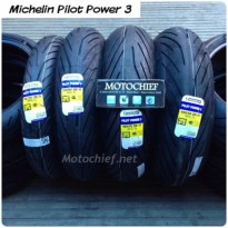 Bant Michelin Pilot Power 3 190/50-17