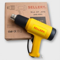 Terbaru Heat Gun Hot Air Gun Sellery HG-500 Tn1648