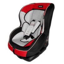 Car Seat BabyDoes 875 Red+Black+Grey