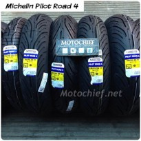 Bant Michelin Pilot Road 4 190/50-17