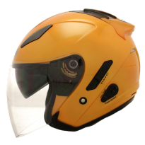 Helm KYT Galaxy Slide Solid Bumbble Bee