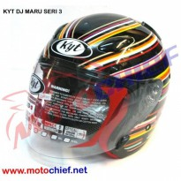 Helm KYT DJ Maru Sticker 3
