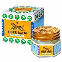 Tiger Balm Singapore White Ointment 19.4g Balsem Macan Singapore putih