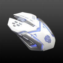 Rexus Xierra X6 Professional Macro Gaming Mouse 6D Wired