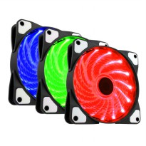 Alseye Sooncool Gaming Fan Casing LED 12cm