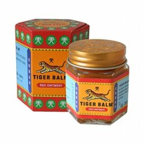 TIGER BALM SINGAPORE RED OINTMENT 30GR