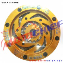 Gear Set Sinnob Jupiter Mx New Premium