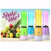 Promo Shake n Take 3 Shake n Take 3 New Edition With Extra Cup 2 Tabung Ay4557
