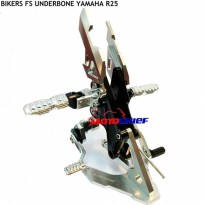 Footstep Underbone Bikers R25
