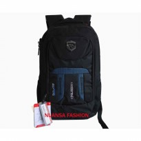 Backpack Tas Ransel Laptop Palazzo 300054 Original Free Raincover