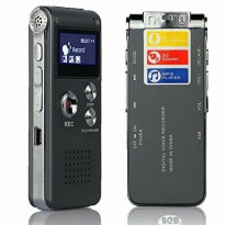 Voice Recorder MP3 Mini 2GB