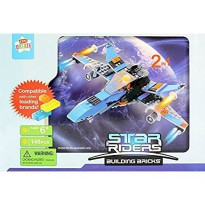 [macyskorea] Kids 2n1 Star Rider Star Wars Type Ship Building Bricks Compatible with Lego/14040135
