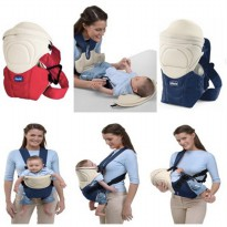 Chicco 3-Position Soft & Dream Baby Carrier / Gendongan Bayi